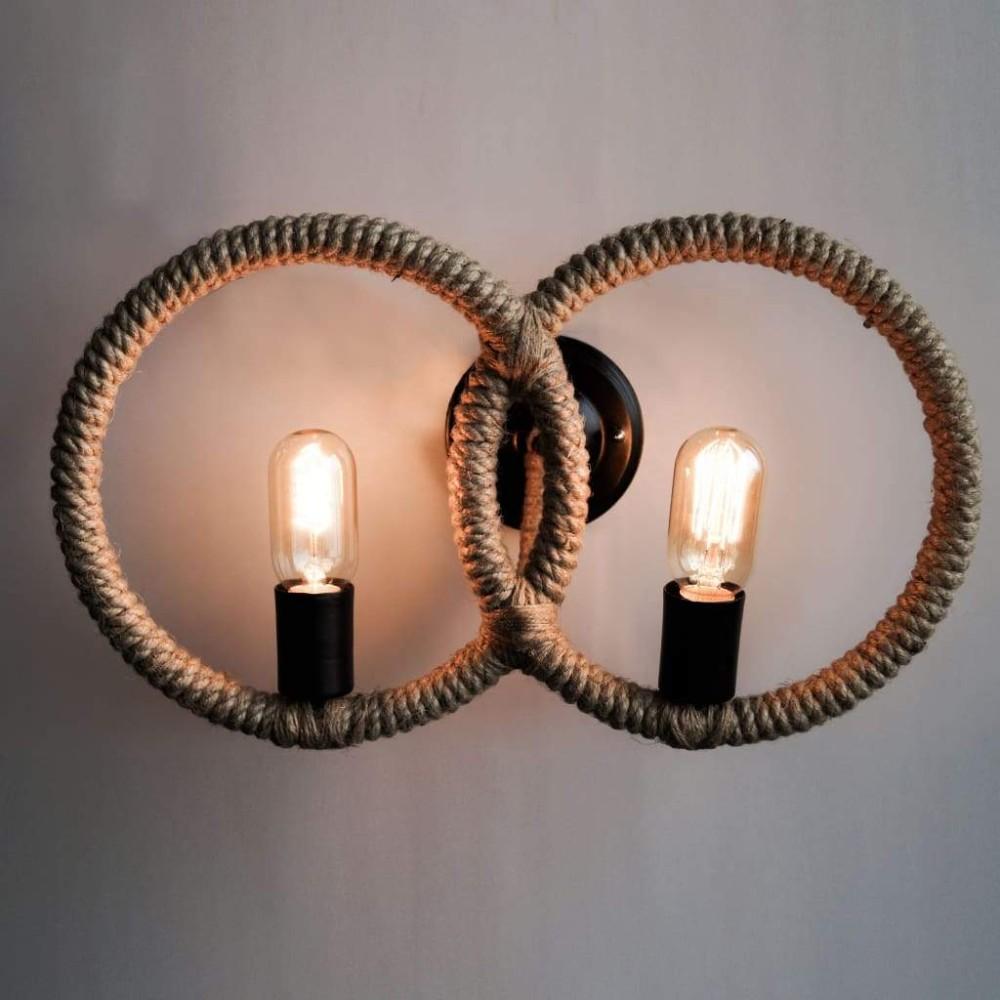 Светильники в стиле лофт: неформальный декор для современного интерьера
