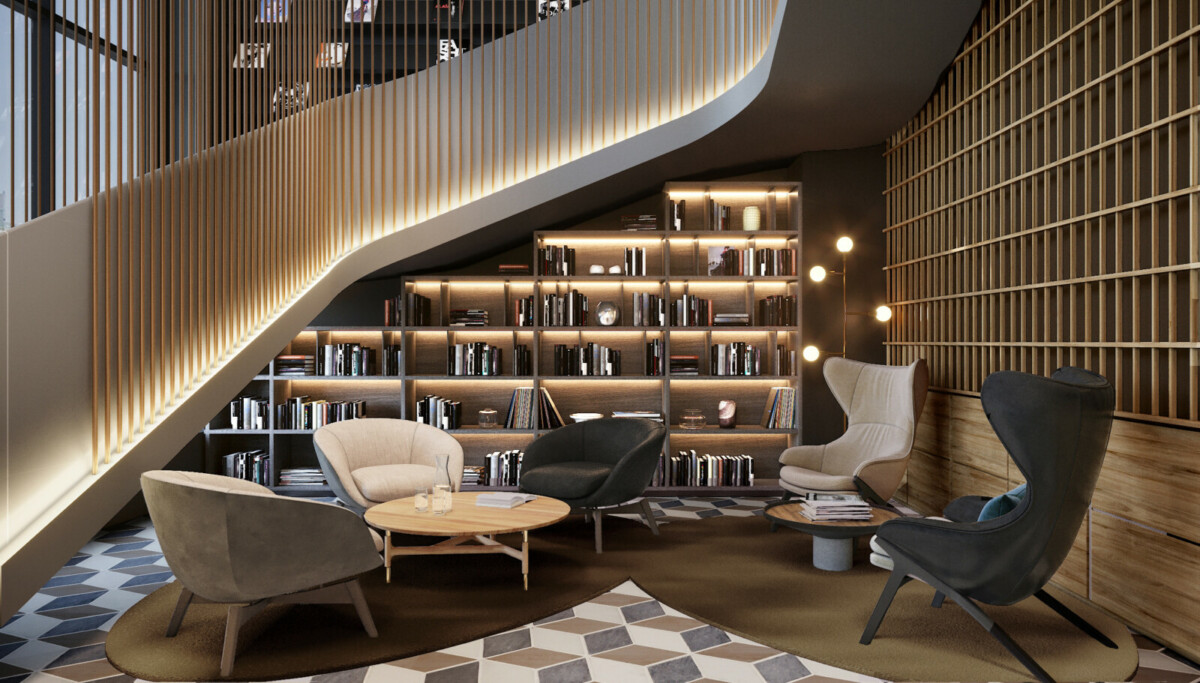 В столице открылся первый отель мирового бренда Movenpick