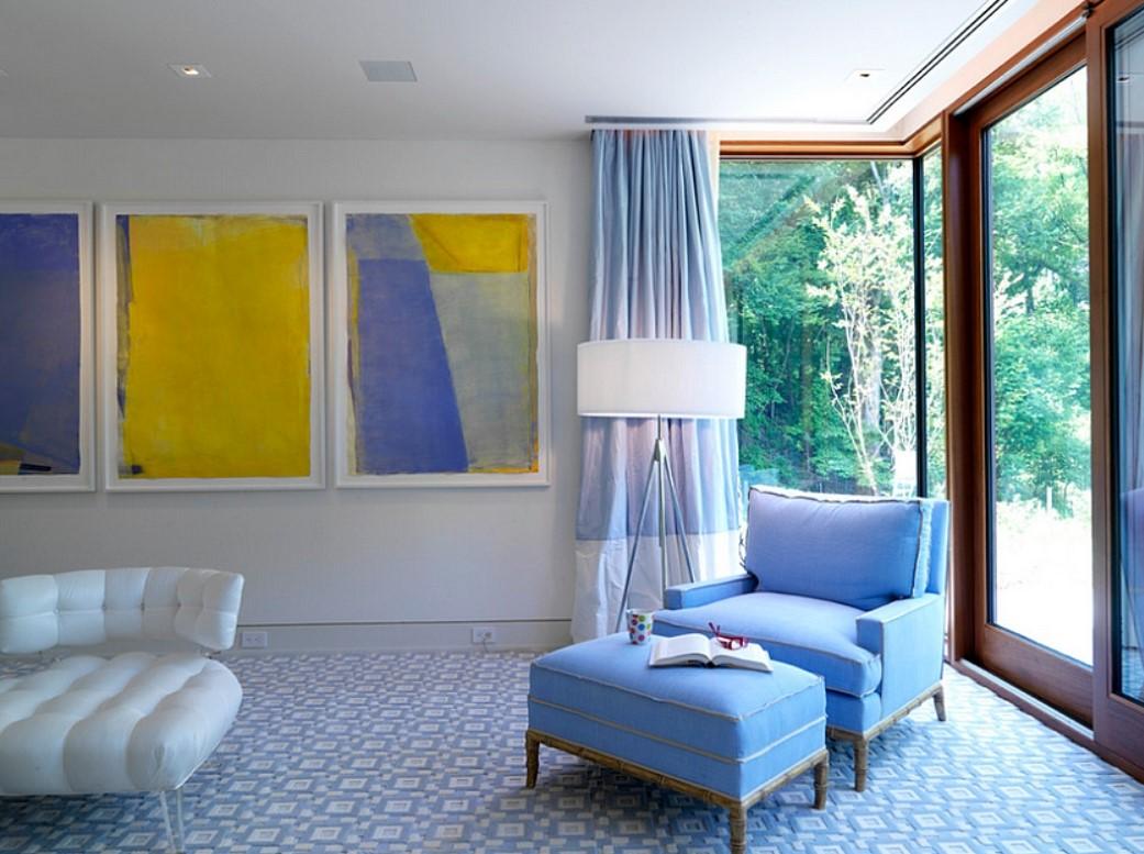 Тренды дачного интерьера: как оформить интерьер загородного дома стильно и модно