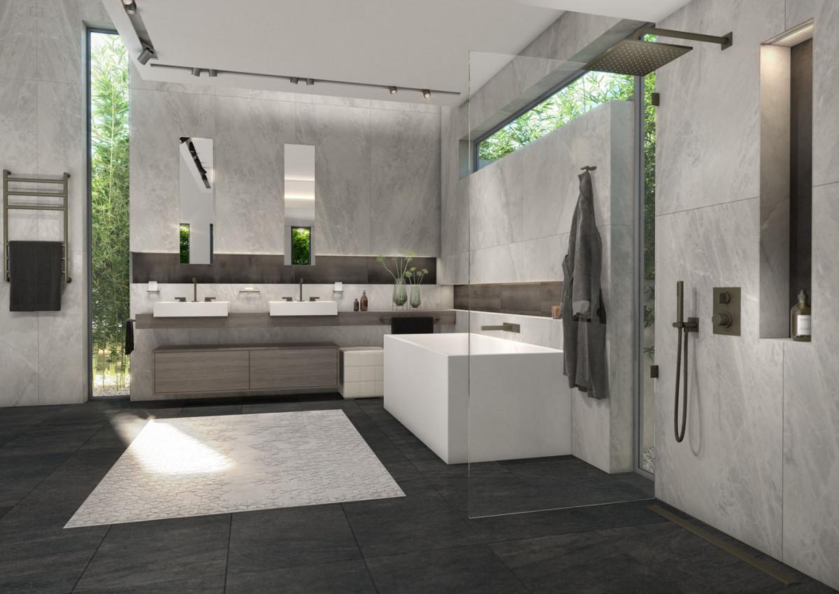Как обновить свою ванную комнату с помощью новой коллекции THG Paris