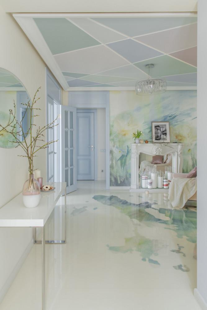 Интерьер с характером: квартира в Химках для семьи с тремя детьми
